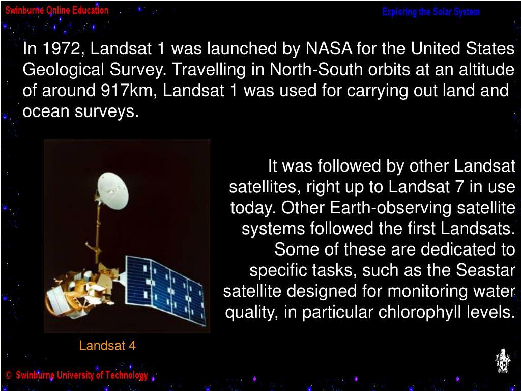 Landsat 4
