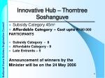innovative hub thorntree soshanguve11