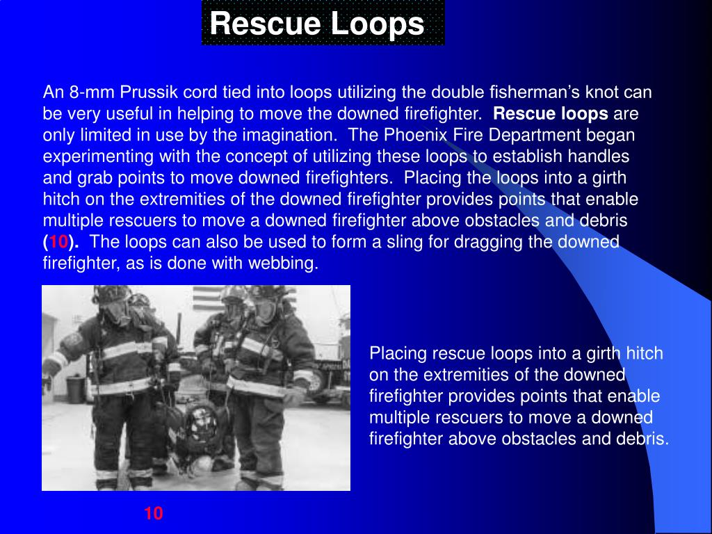 Rescue Loops