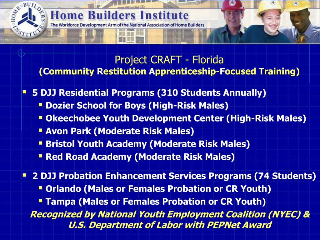 Project CRAFT - Florida