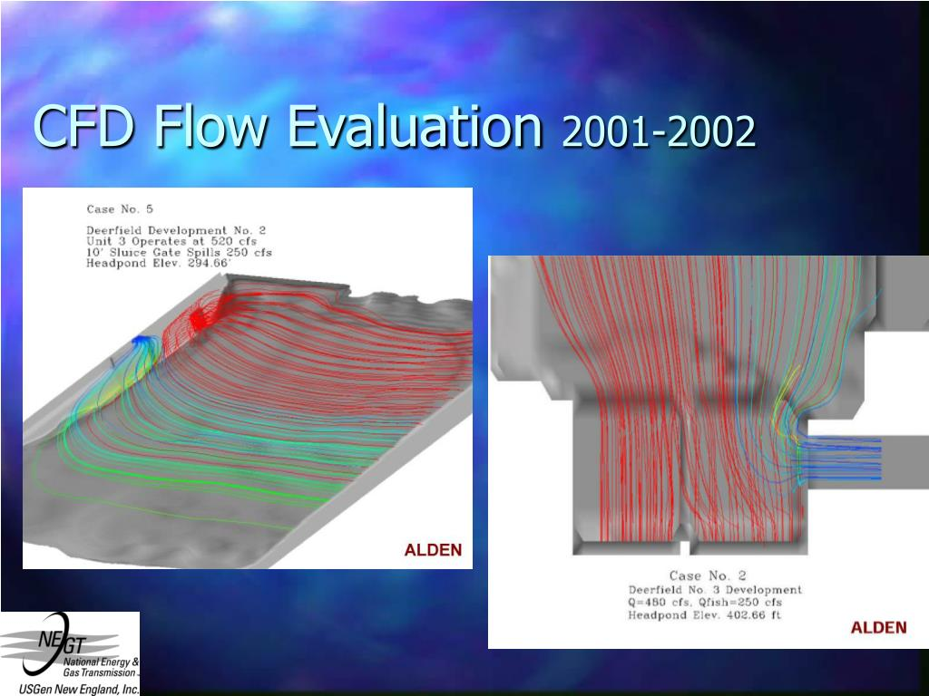CFD Flow Evaluation
