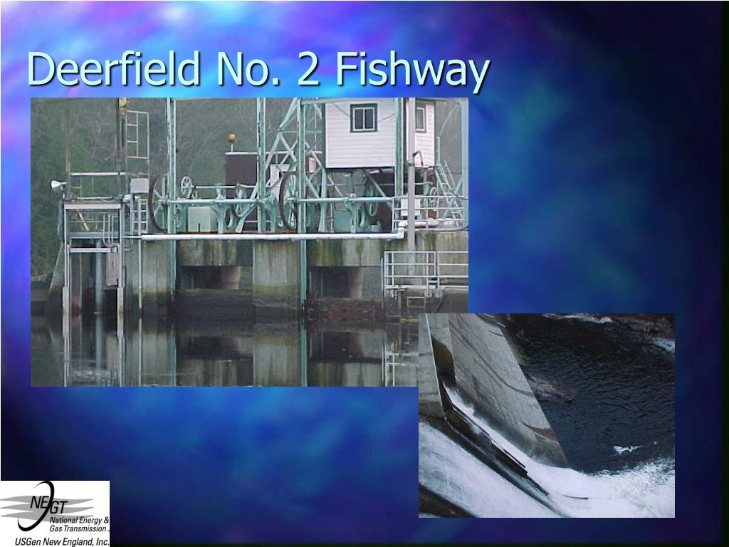 Deerfield No. 2 Fishway