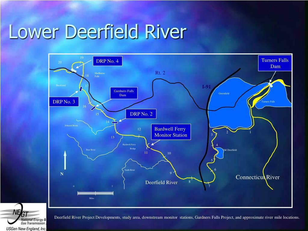 Lower Deerfield River