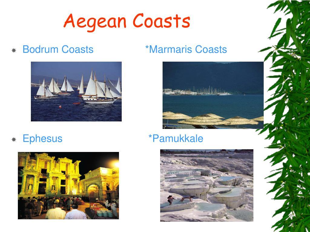 Aegean Coasts