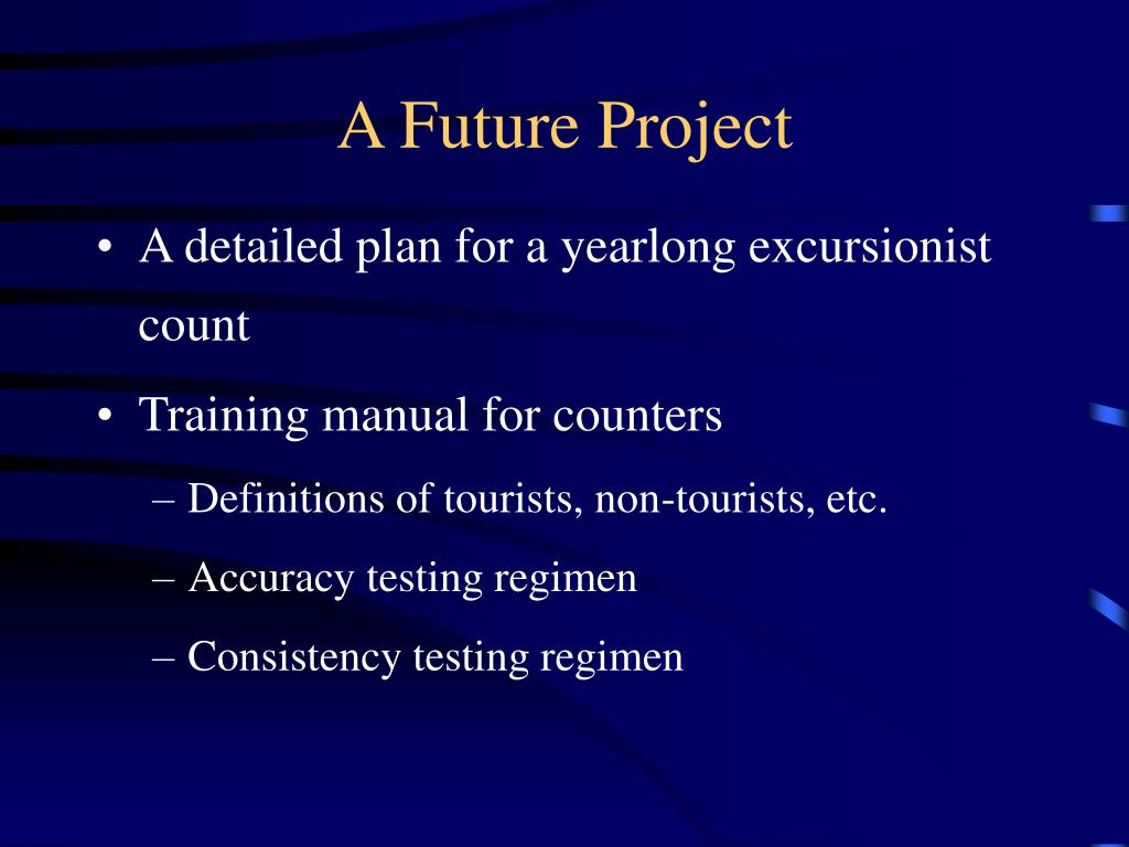 A Future Project