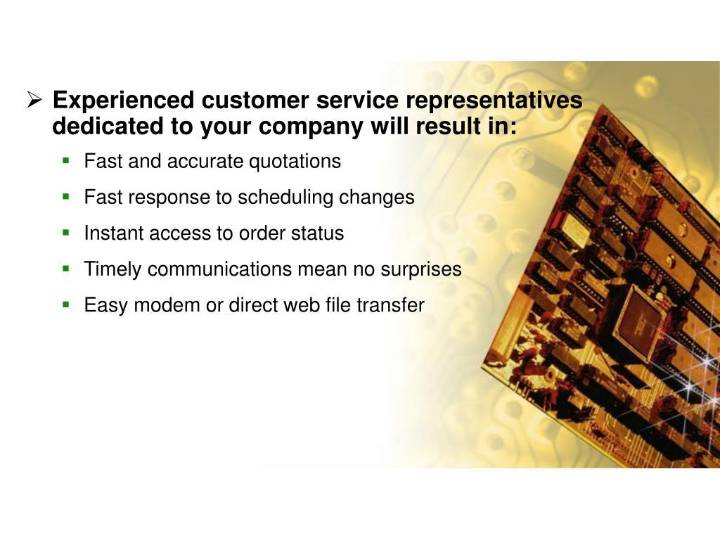 Service…