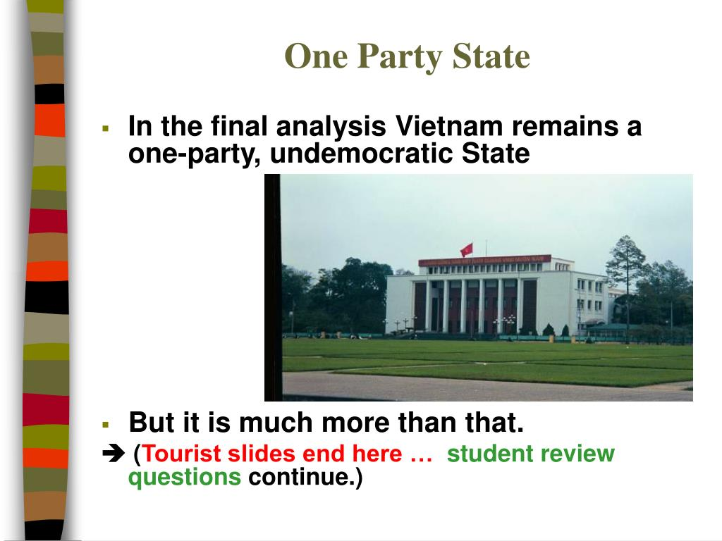 One Party State