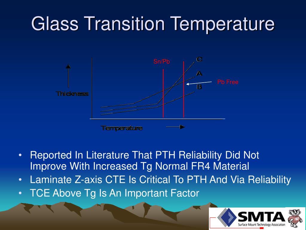 Glass Transition Temperature