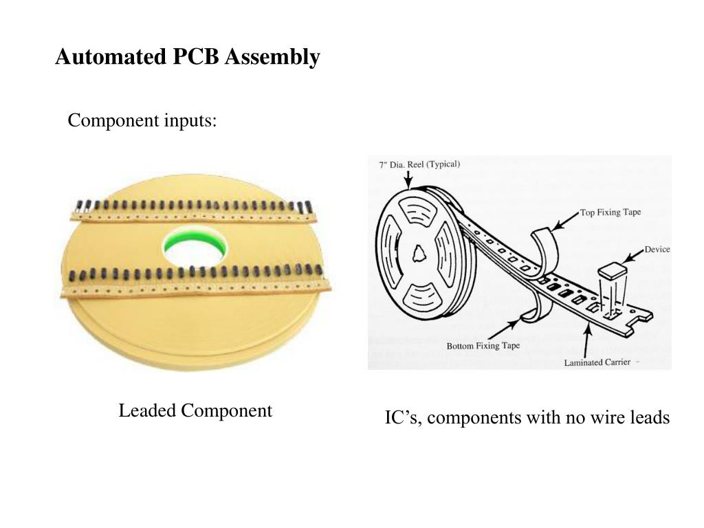 Automated PCB Assembly
