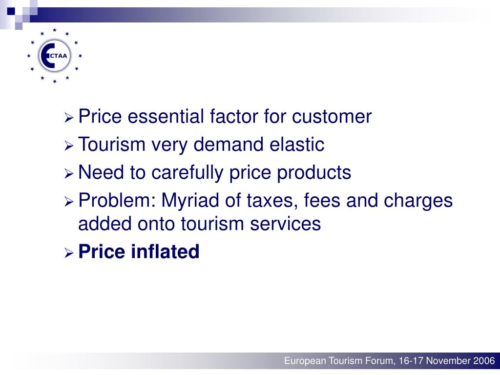 Price essential factor for customer