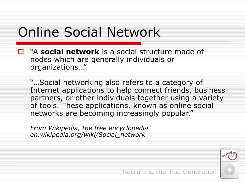 Online Social Network