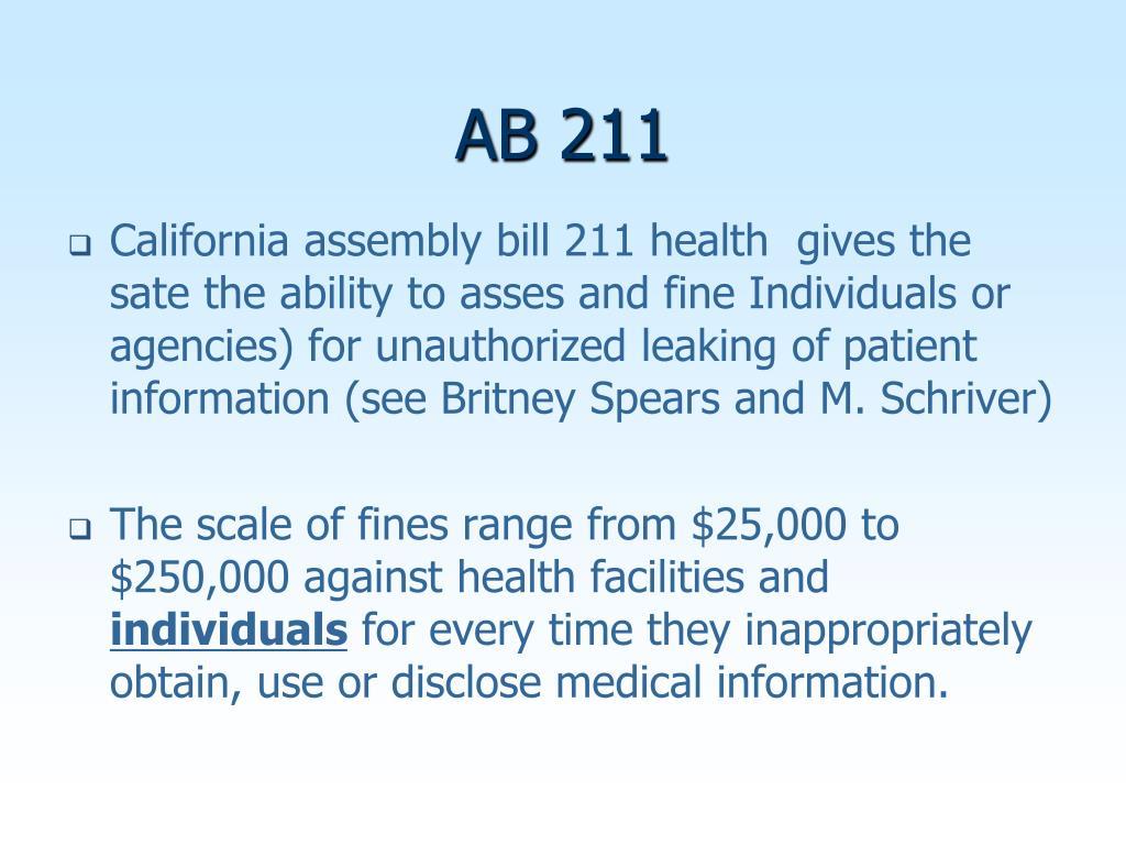 AB 211