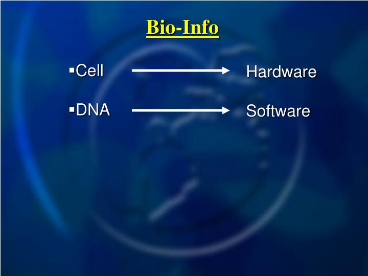 Bio-Info