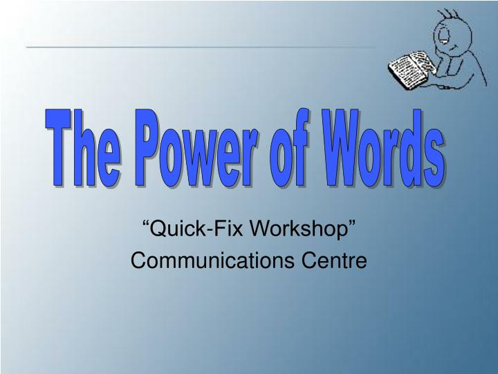 Quick fix workshop communications centre l.jpg