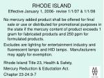 rhode island effective january 1 2006 revise 1 1 07 1 1 08