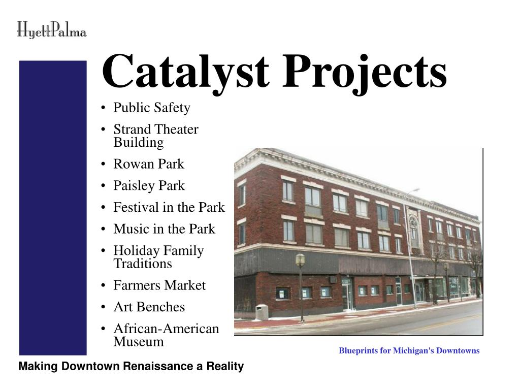 Catalyst Projects