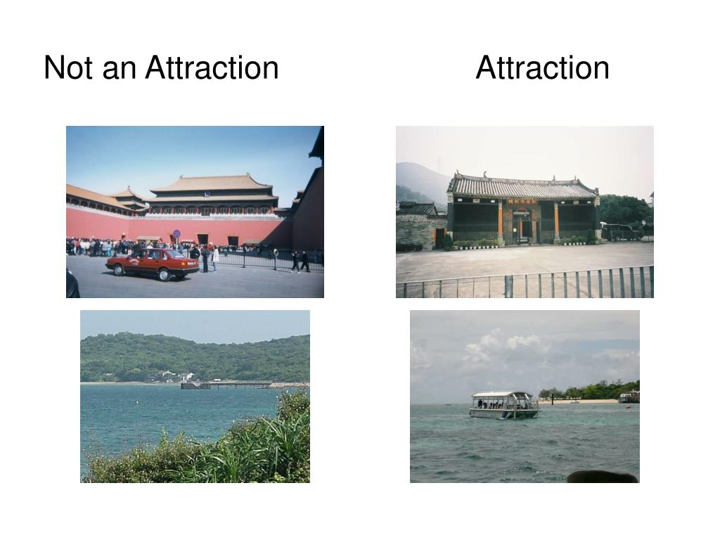 Not an Attraction			Attraction