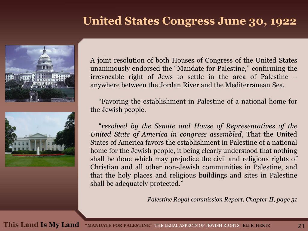 United States Congress June 30, 1922