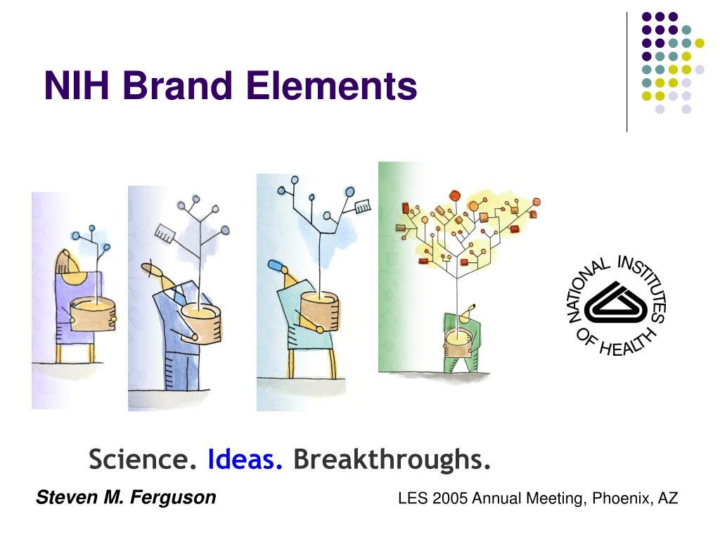 NIH Brand Elements