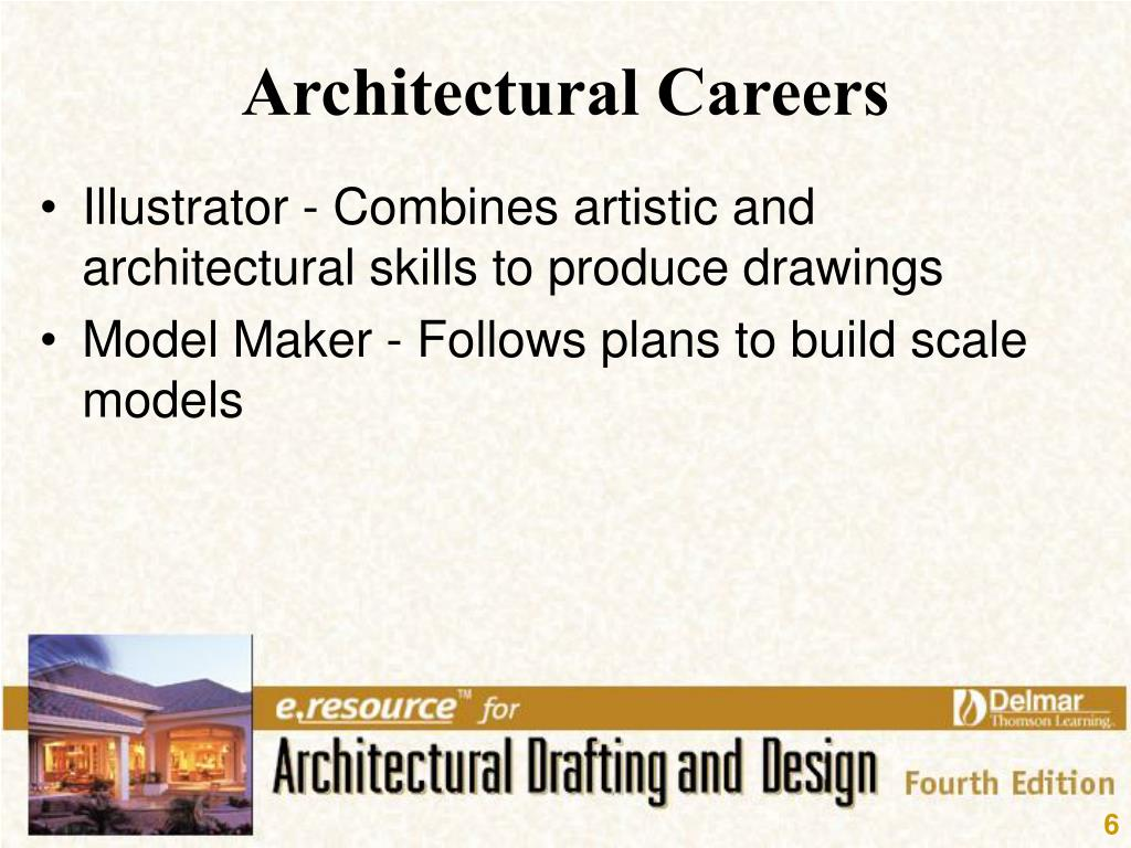 Architectural Careers