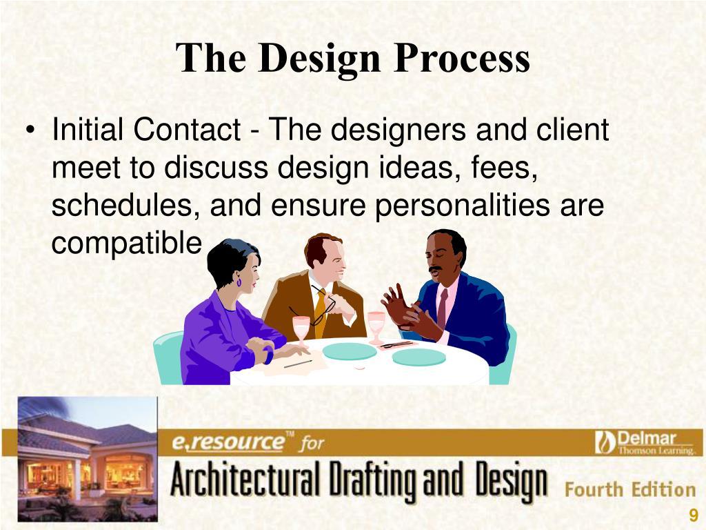 The Design Process
