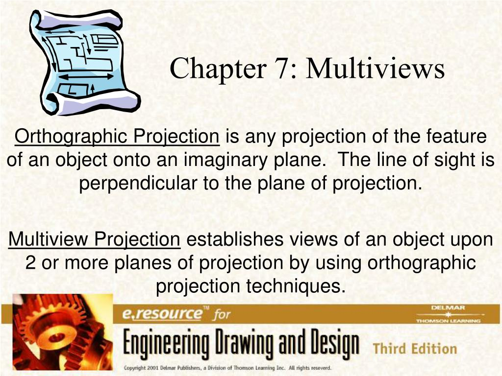 Chapter 7: Multiviews