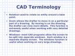 cad terminology30