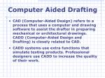 computer aided drafting25