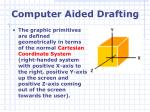 computer aided drafting27