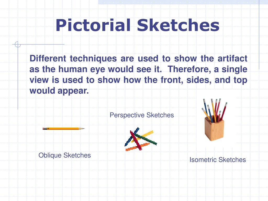 Pictorial Sketches