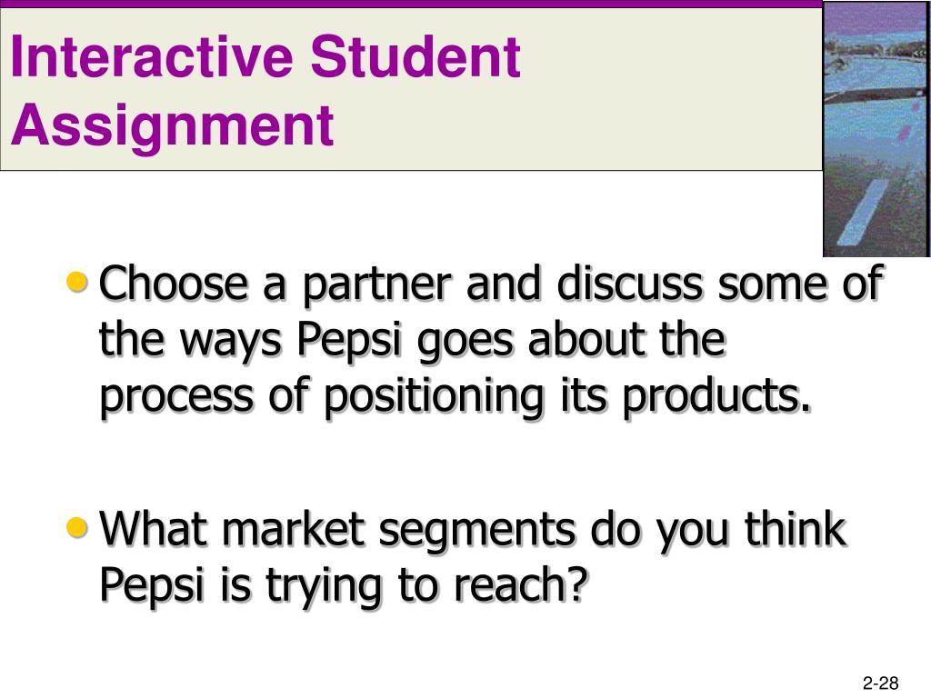 Interactive Student