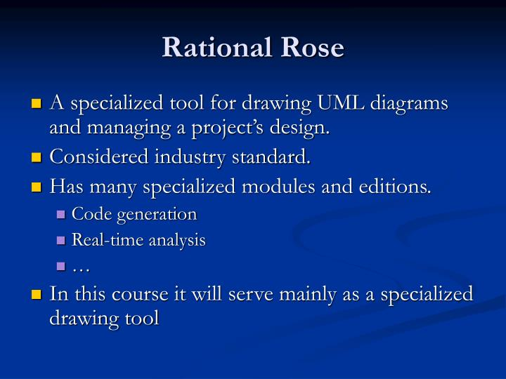 Rational rose