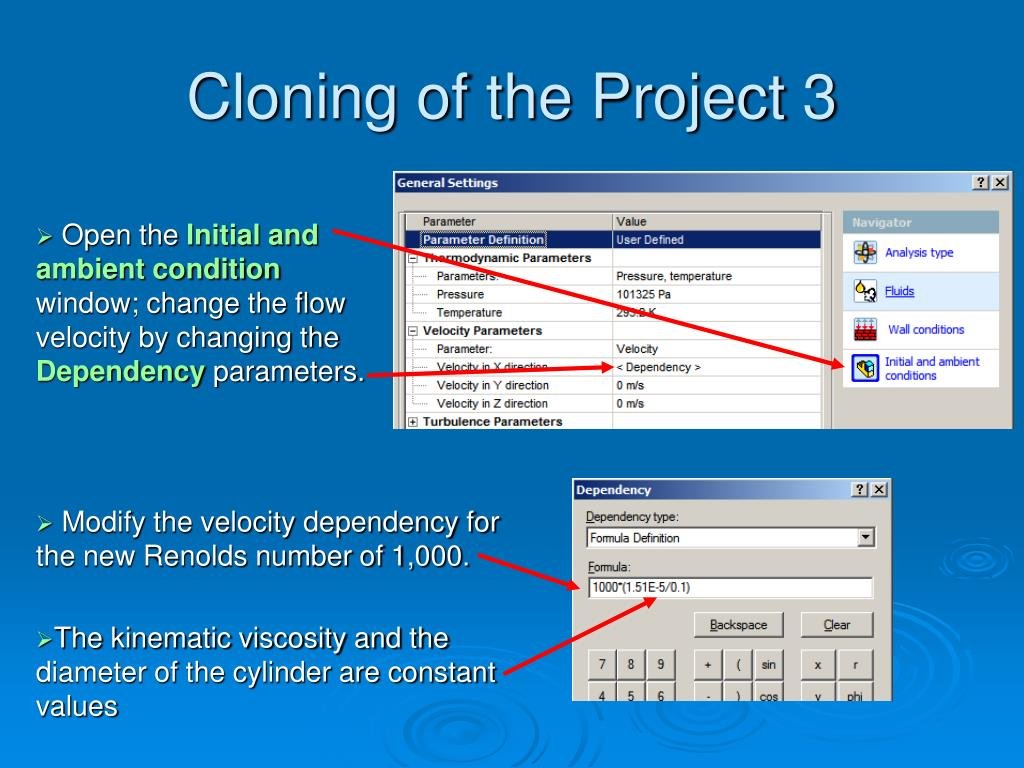 Cloning of the Project 3