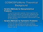 cosmosfloworks theoretical background16