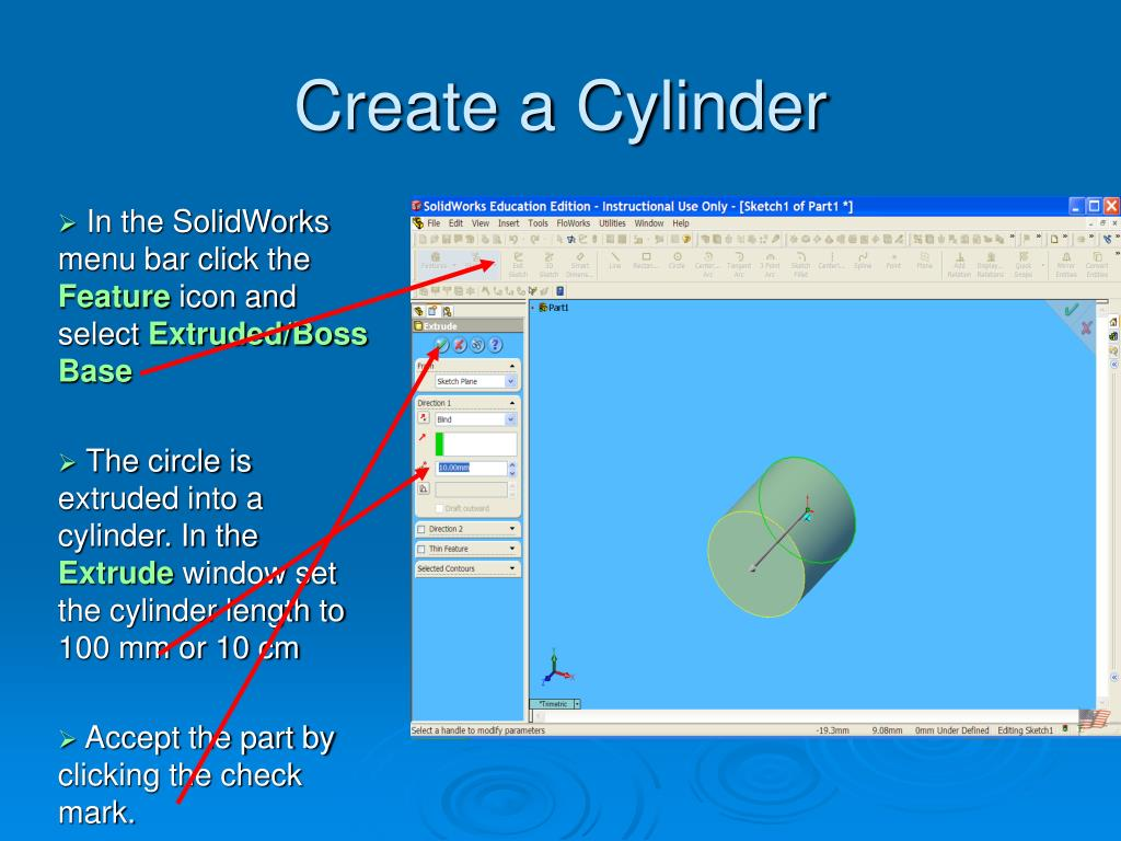 Create a Cylinder