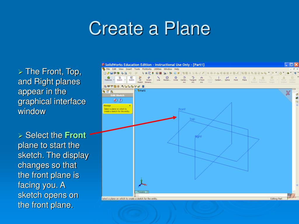 Create a Plane