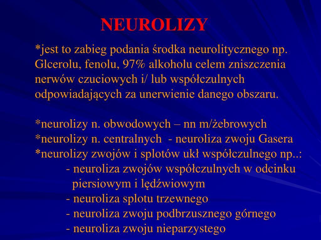 NEUROLIZY