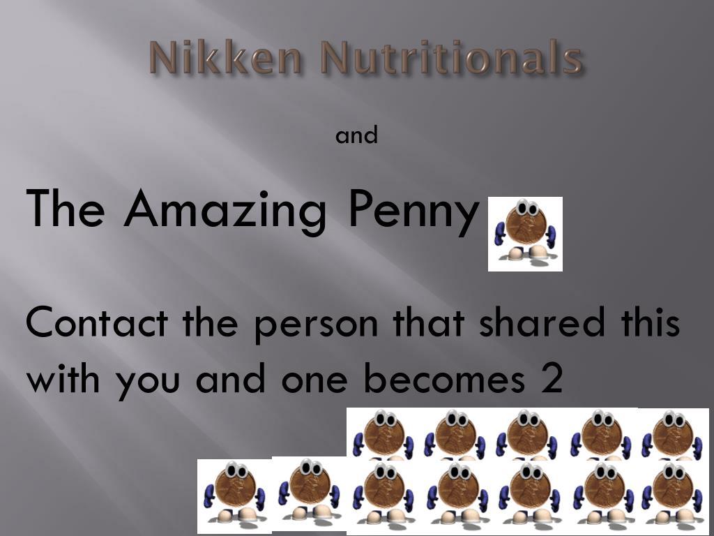 Nikken Nutritionals