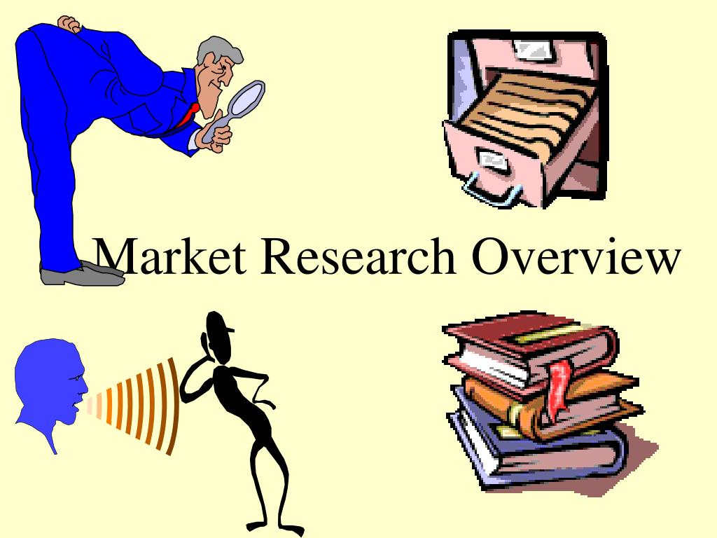 Market Research Overview