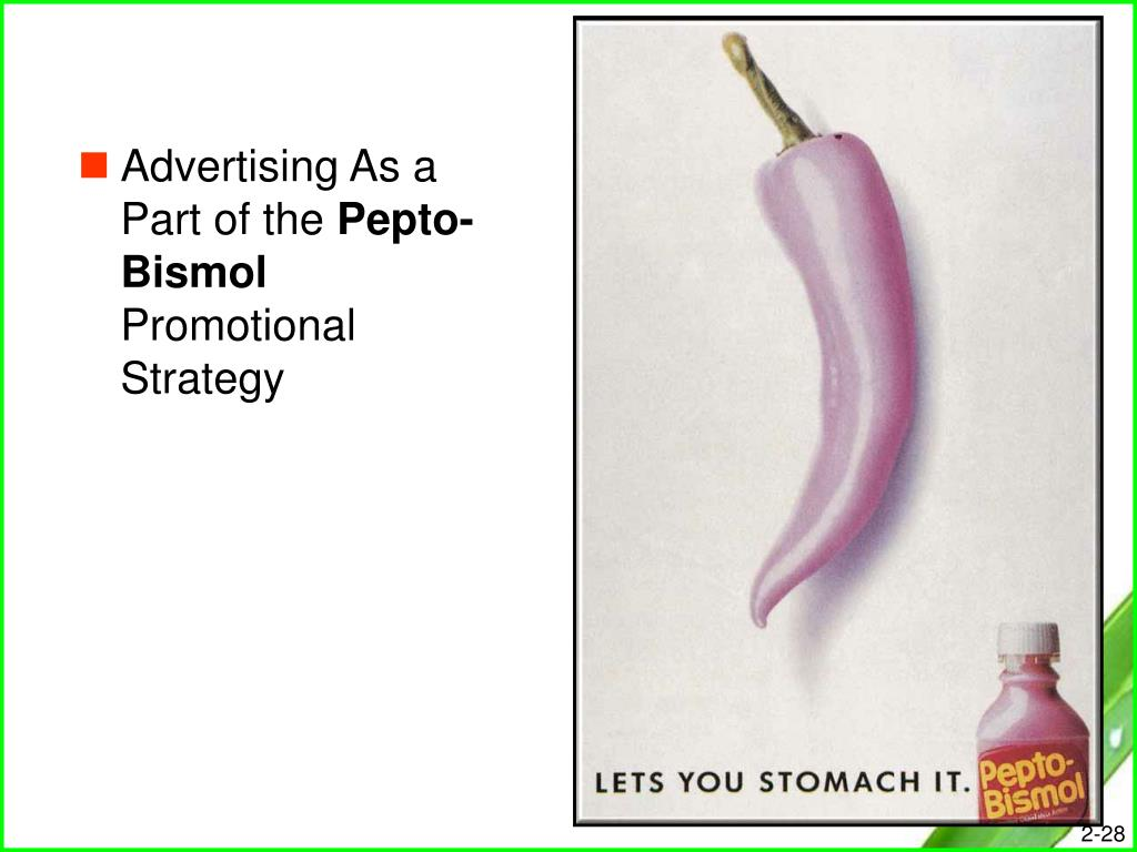 Advertising As a Part of the