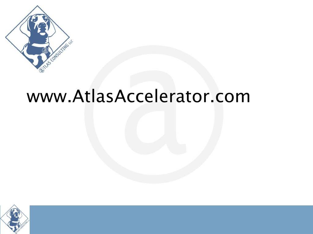 www.AtlasAccelerator.com
