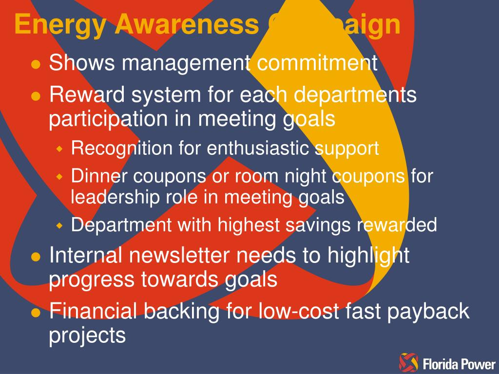 Energy Awareness Campaign