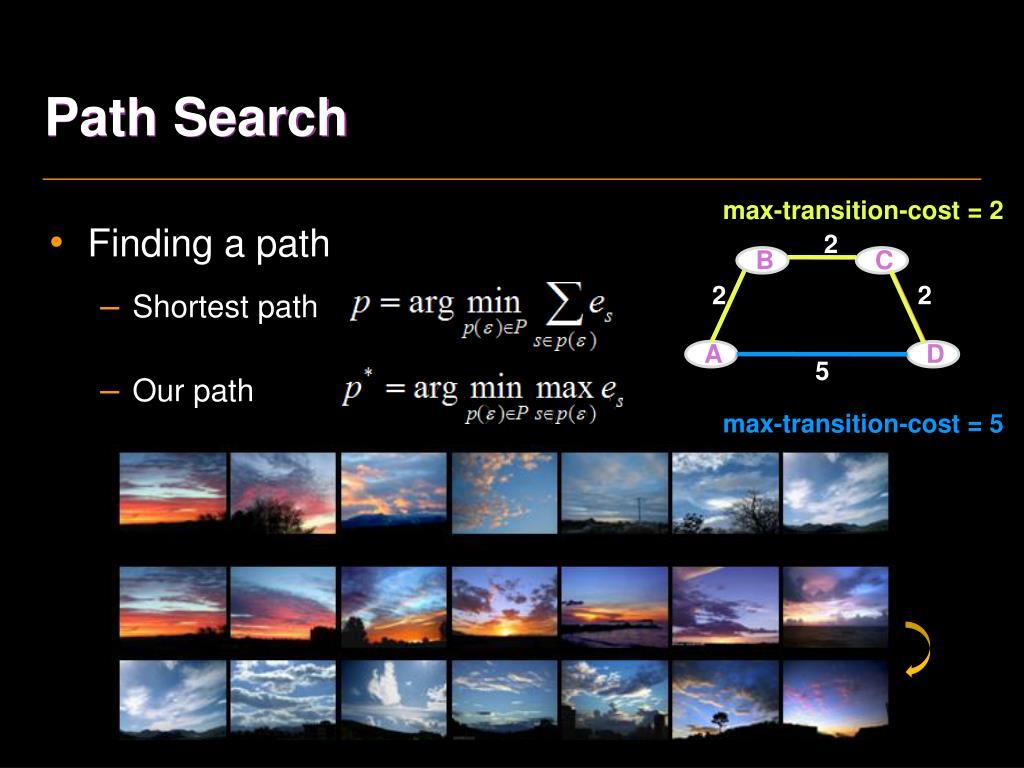 Path Search