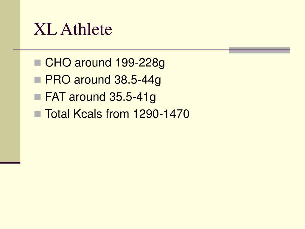 XL Athlete