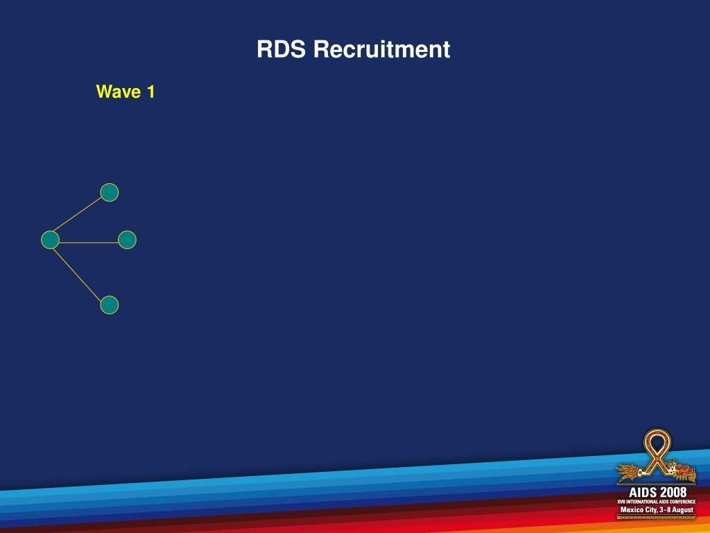 RDS Recruitment