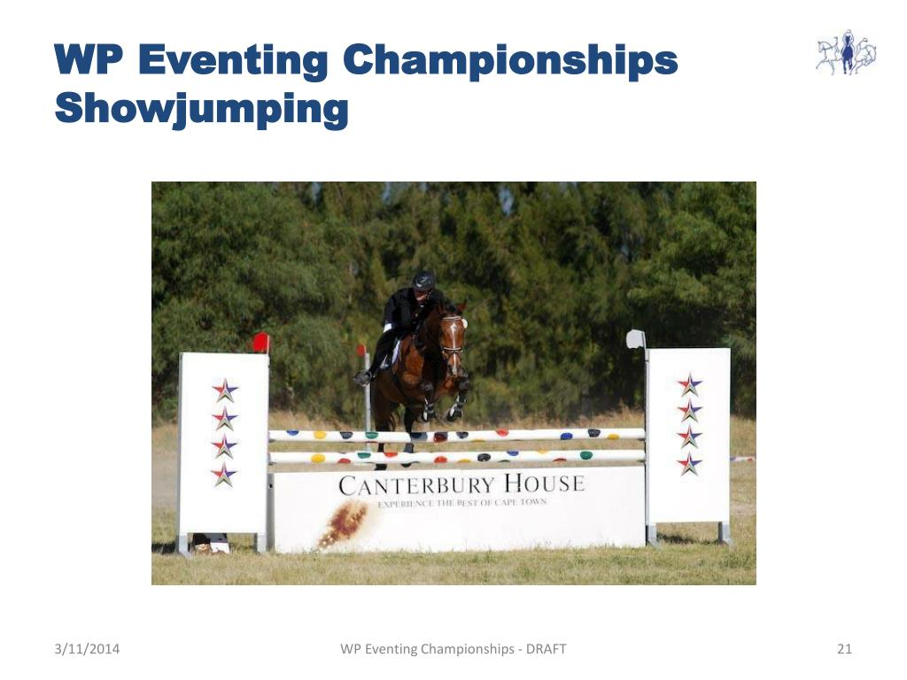 WP Eventing Championships