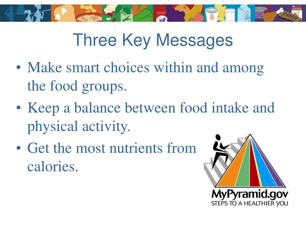Three Key Messages