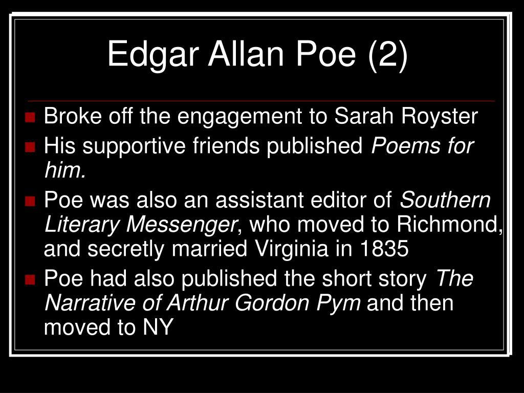Edgar Allan Poe (2)
