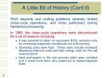 a little bit of history cont d9