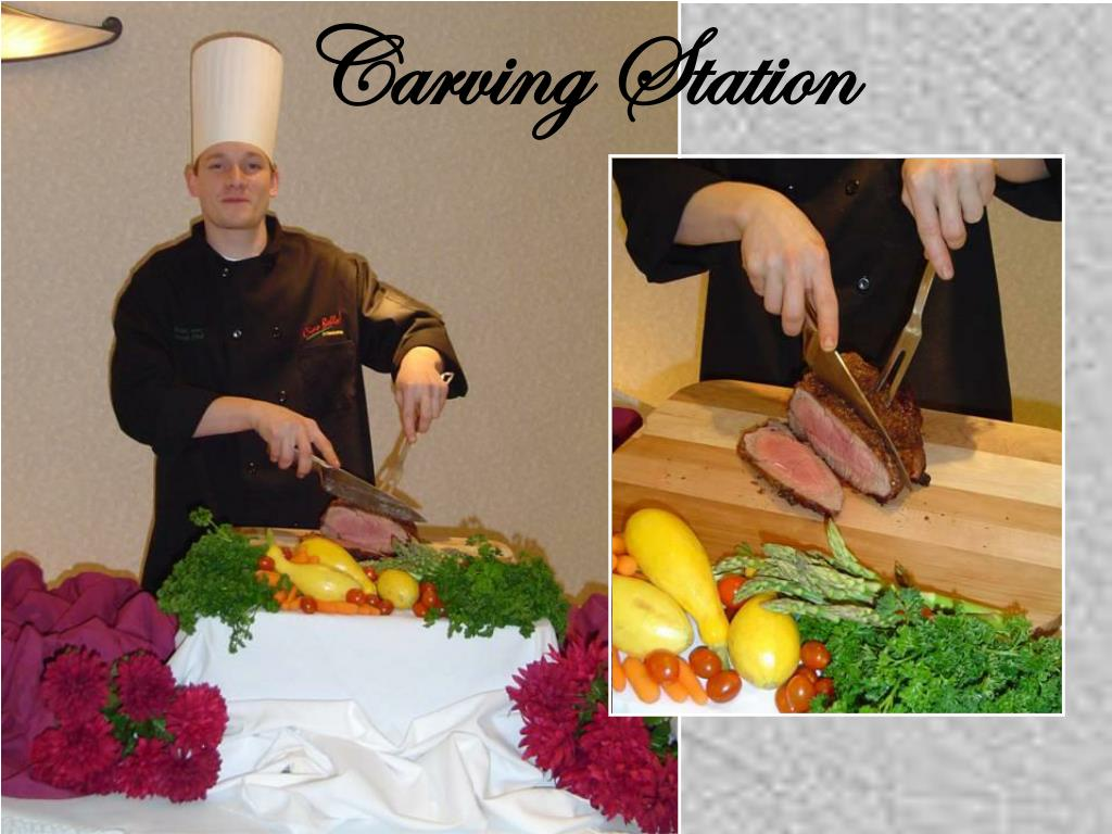 Carving Station